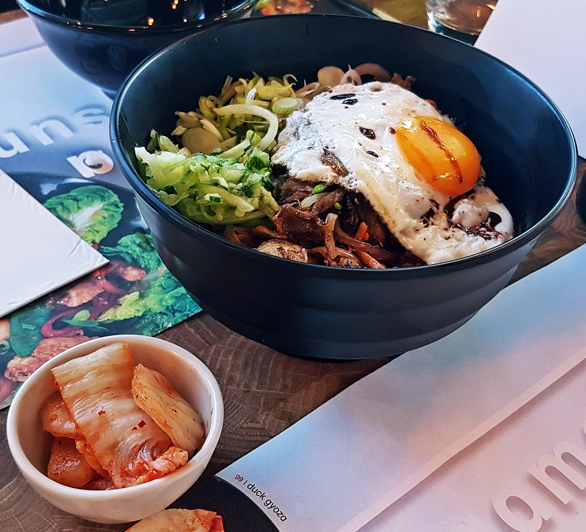 Duck Donburi - Wagamama Menu Pairing, Review by BeckyBecky Blogs