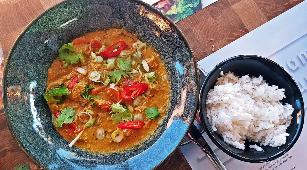 Wagamama Menu Pairing, Review by BeckyBecky Blogs
