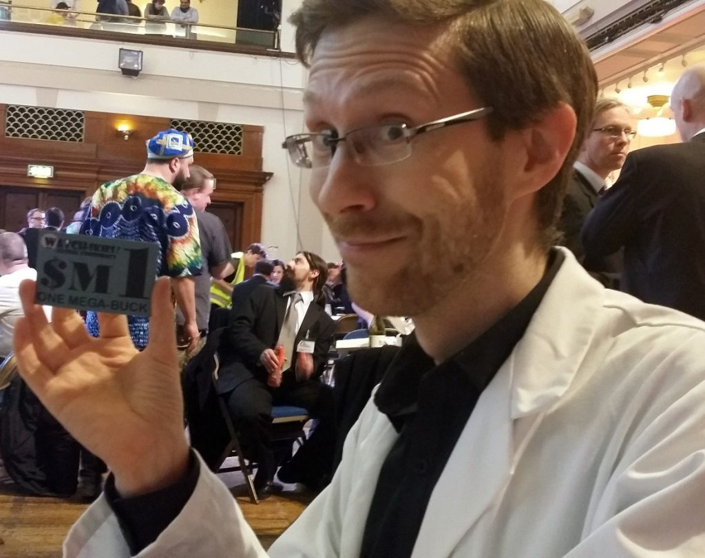Scientists rarely made it in - From the Achives, Watch The Skies 2 Megagame Report by BeckyBecky Blogs