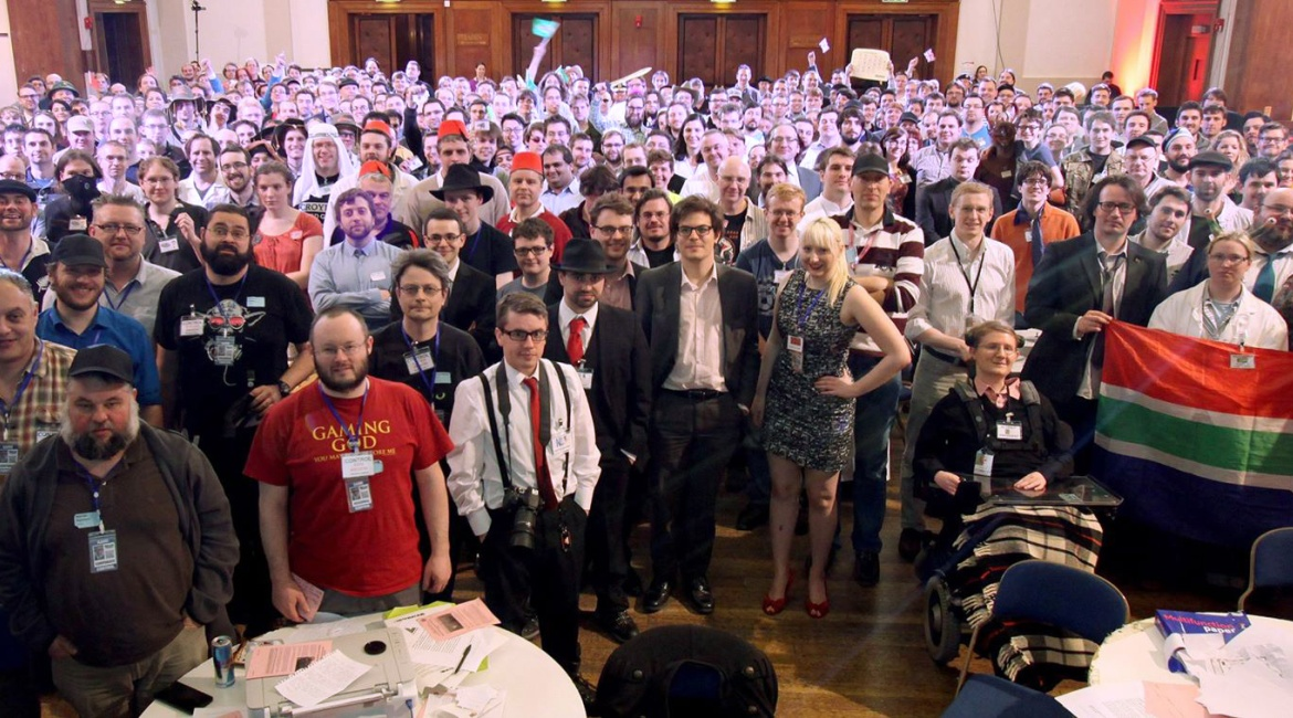 From the Achives, Watch The Skies 2 Megagame Report by BeckyBecky Blogs