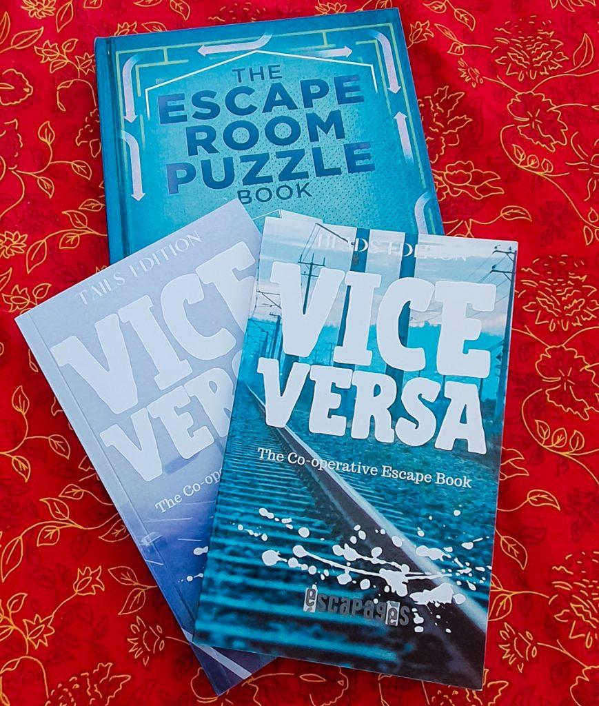 Vice Versa - Geeky Present Haul from BeckyBecky Blogs