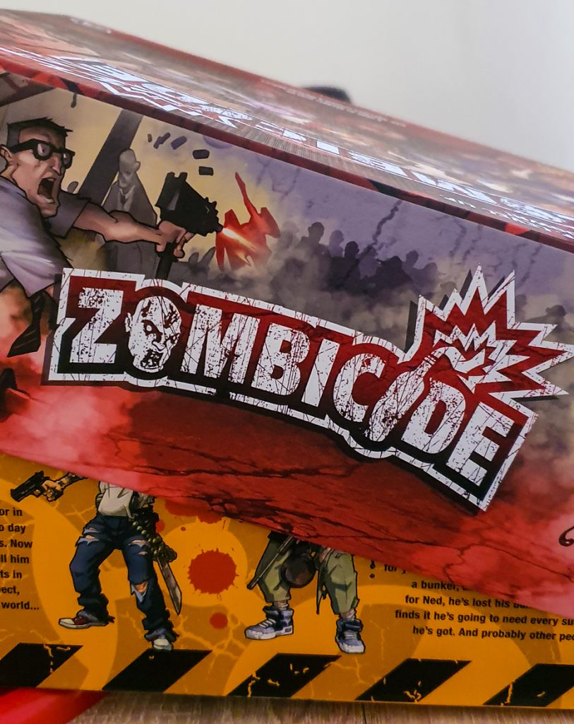 Zombicide - Geeky Present Haul from BeckyBecky Blogs